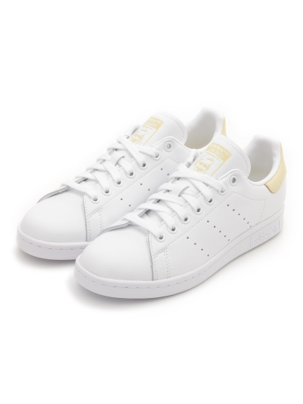 【adidas Originals】STAN SMITH(WHTxLBEG-22.5)