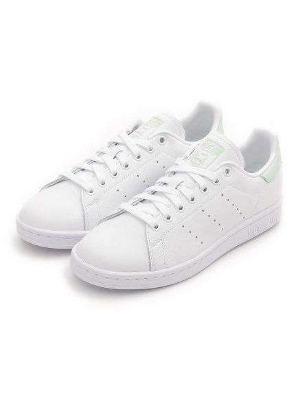 【adidas Originals】STAN SMITH W(WHTxGRN-22.5)