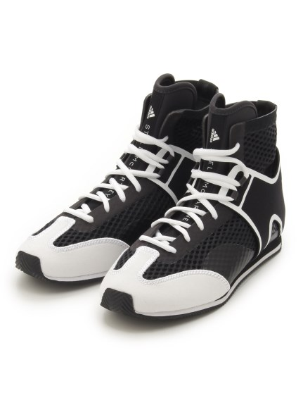 【adidas by Stella McCartney】Boxing Shoe S.(BLK-23.0)