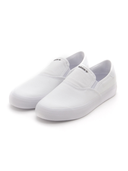 【adidas Originals】3MC SLIP(WHT-22.5)