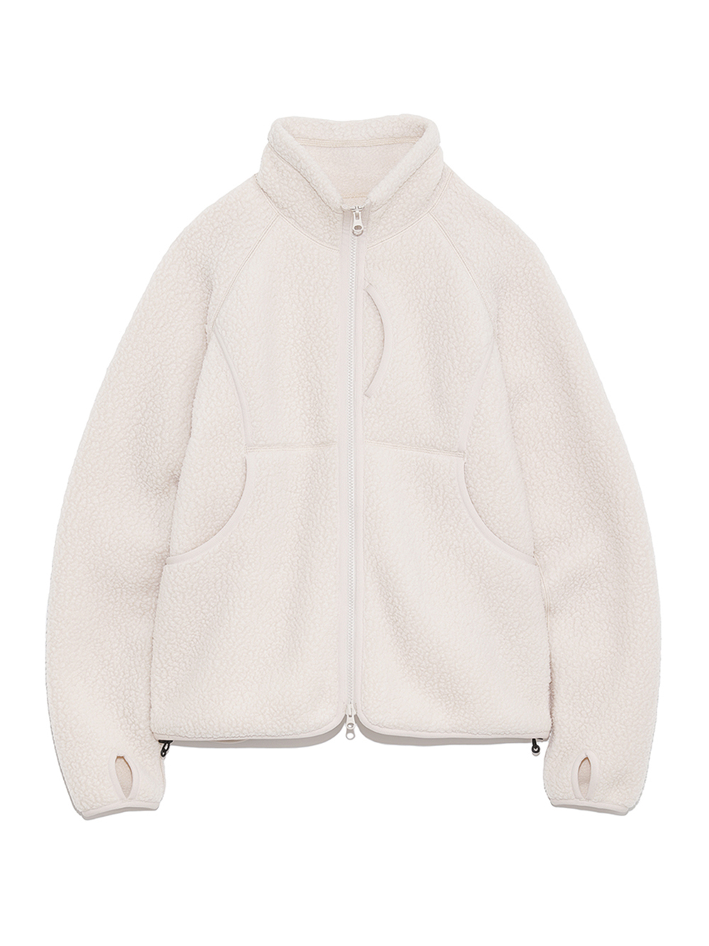 【emmi×Snow Peak】Thermal Boa Fleece Jacket