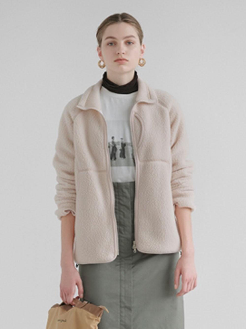 【emmi×Snowpeak】Thermal Boa Fleece JK(BEG-S)