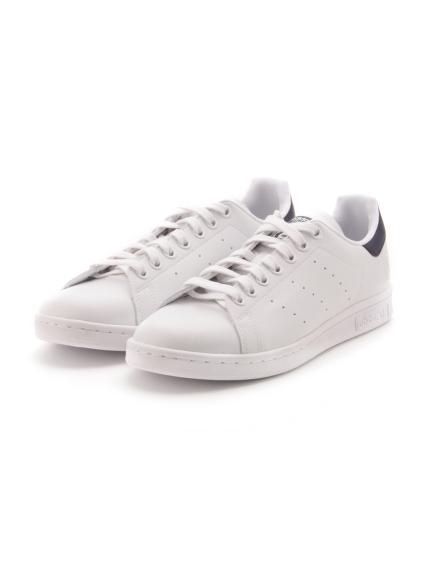 【adidas Originals】STAN SMITH VEGAN(WHTxNVY-22.5)