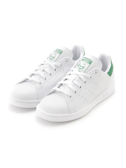 【adidas Originals】STAN SMITH VEGAN(SLVxGRN-22.5)