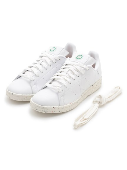 【adidas Originals】STAN SMITH(WHT-22.5)
