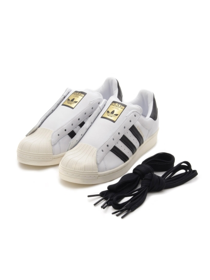 【adidas Originals】SUPERSTAR LACELESS