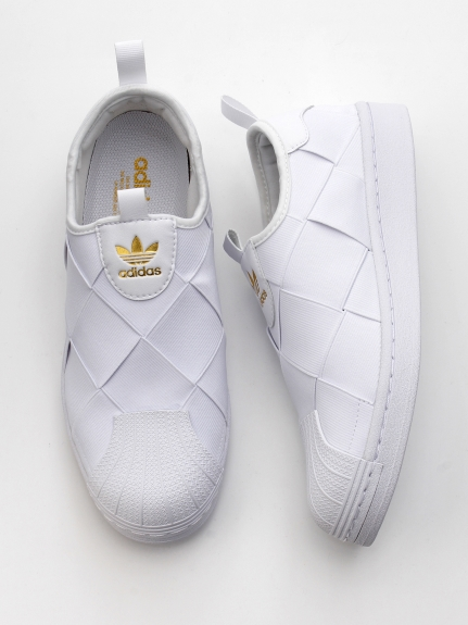 【adidas Originals】SUPERSTAR SLIP ON W