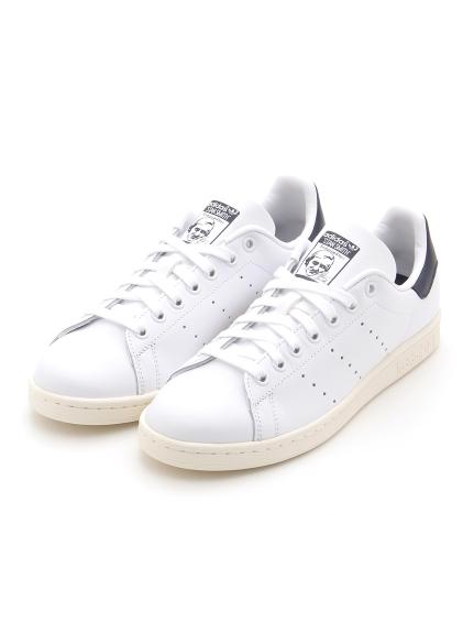 【adidas Originals】STAN SMITH(WHTxNVY-22.5)