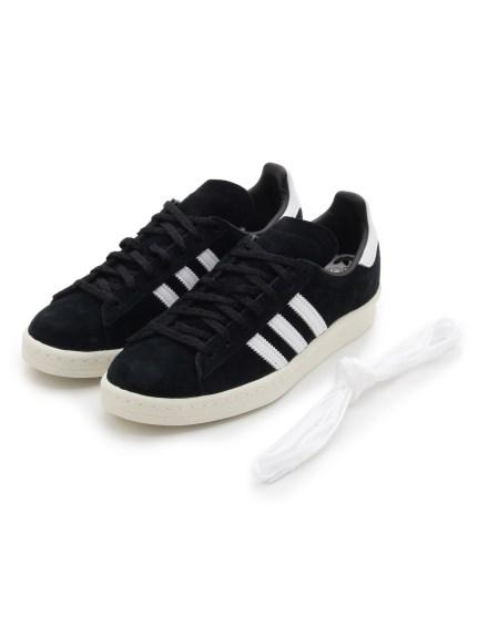【adidas Originals】CAMPUS 80s(BLK-22.5)