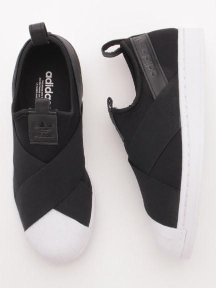 【adidas Originals】SST SLIP ON