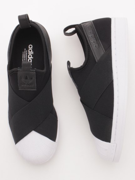 【adidas Originals】SST SLIP ON