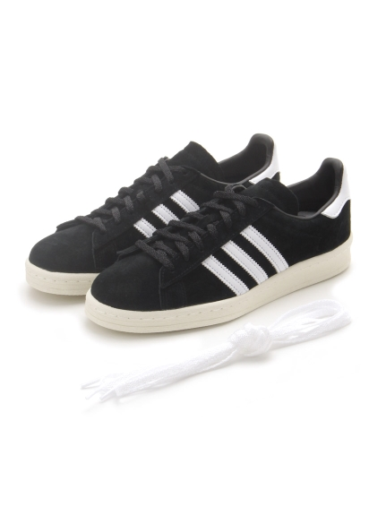 【adidas Originals】CAMPUS 80s(BLK-22.0)
