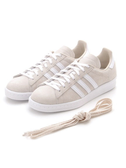 【adidas Originals】CAMPUS 80s W(BEG-22.0)