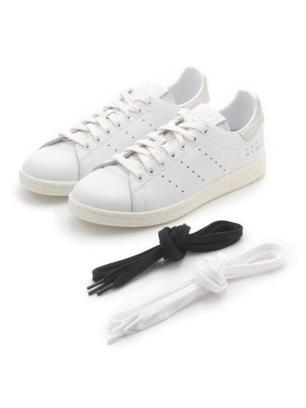 【adidas Originals】STAN SMITH(WHT-22.5)