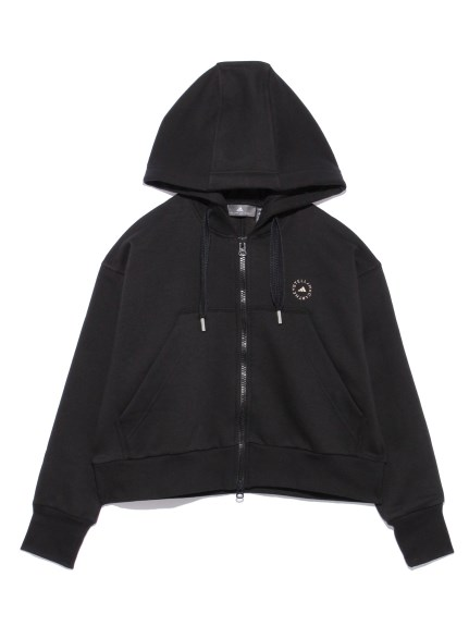 【adidas by Stella McCartney】aSMC CROPPED HOODIE