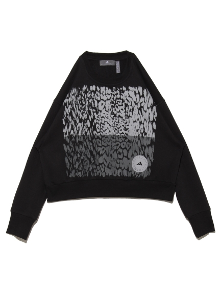 【adidas by Stella McCartney】GRAPHIC SWEAT