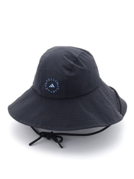 【adidas by Stella McCartney】aSMC BUCKET HAT(BLK-F)