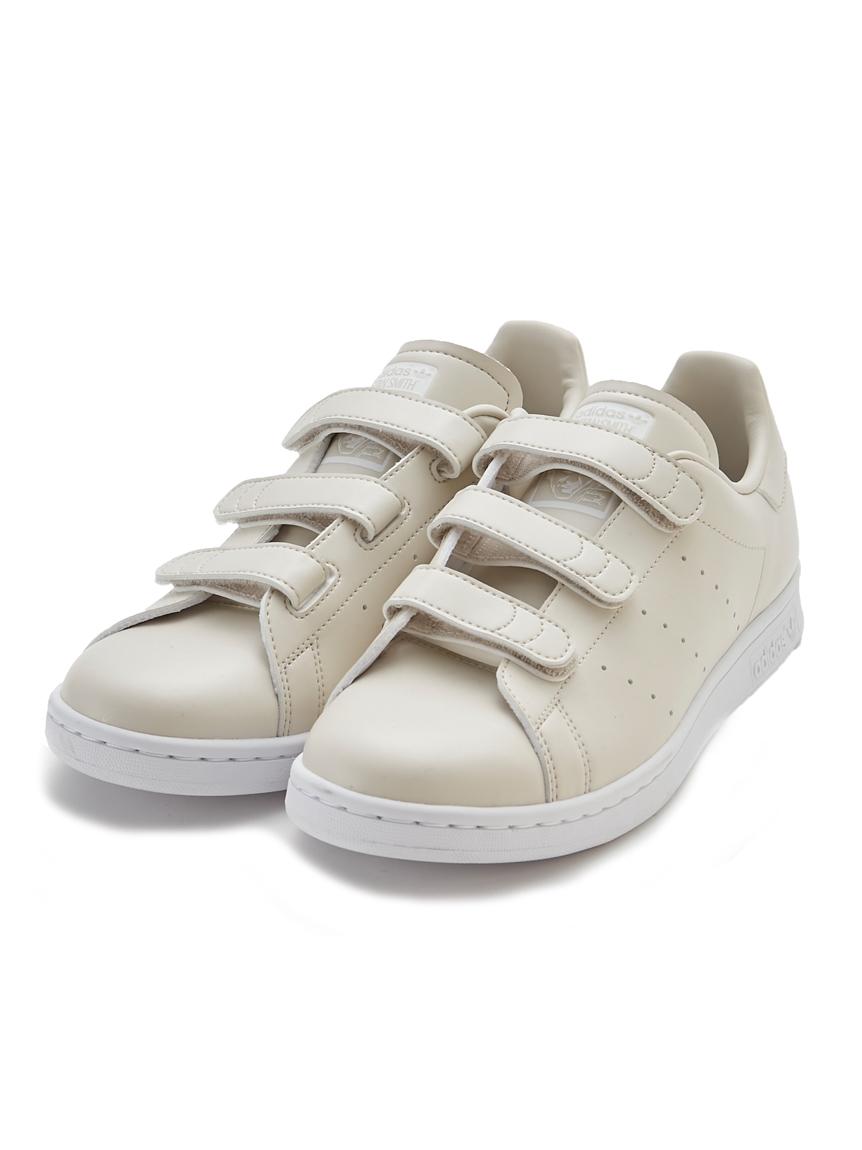 【adidas Originals】STAN SMITH CF emmi(BEG-22.0)