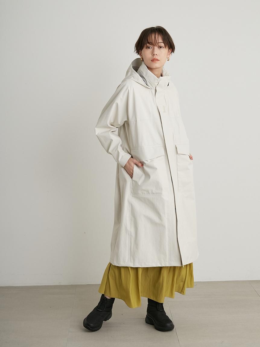 【HELLY HANSEN】Flam Rain Coat_emmi atelier