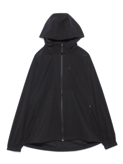 【Snowpeak】DWR Light Jacket(BLK-S)