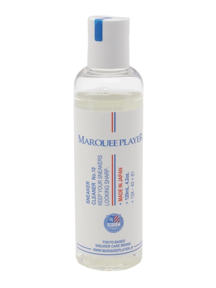 【MARQUEE PLAYER】SNEAKER CLEANER No.10 120ml