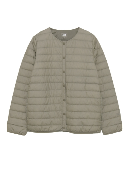 【THE NORTH FACE】WS ZEPHER SHELL CARDIGAN(L.GRY-S)