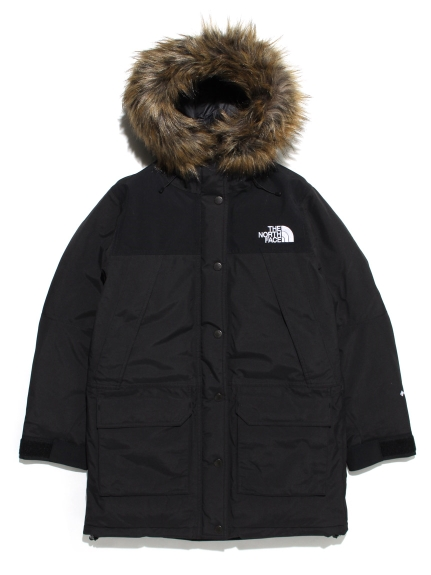 【THE NORTH FACE】Mountain Down Coat(BLK-M)
