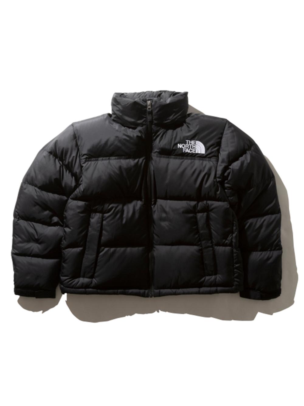 【THE NORTH FACE】Short Nuptse Jacket(BLK-M)