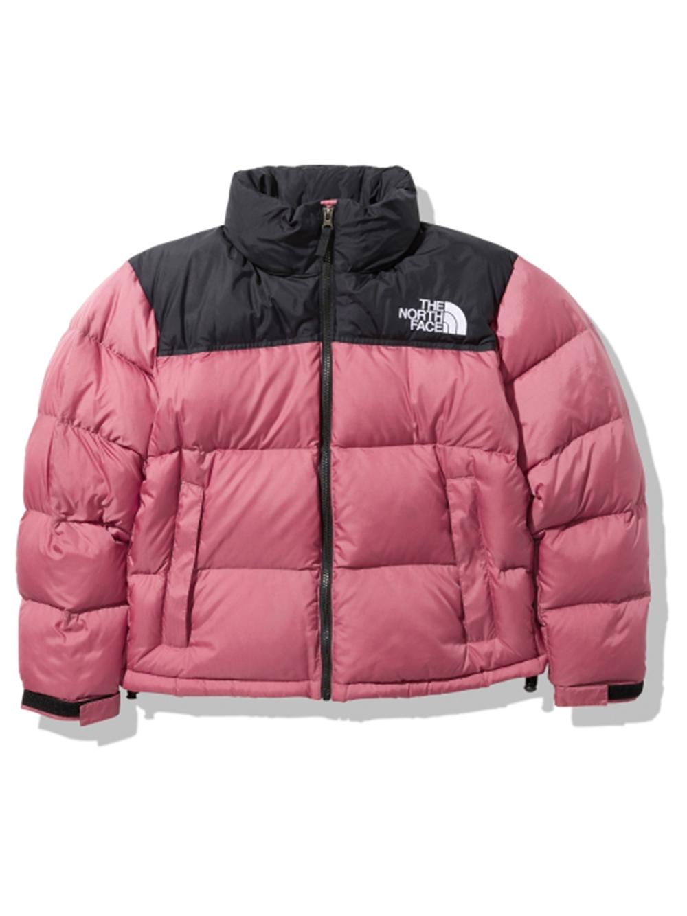 【THE NORTH FACE】Short Nuptse Jacket(ROSE-M)