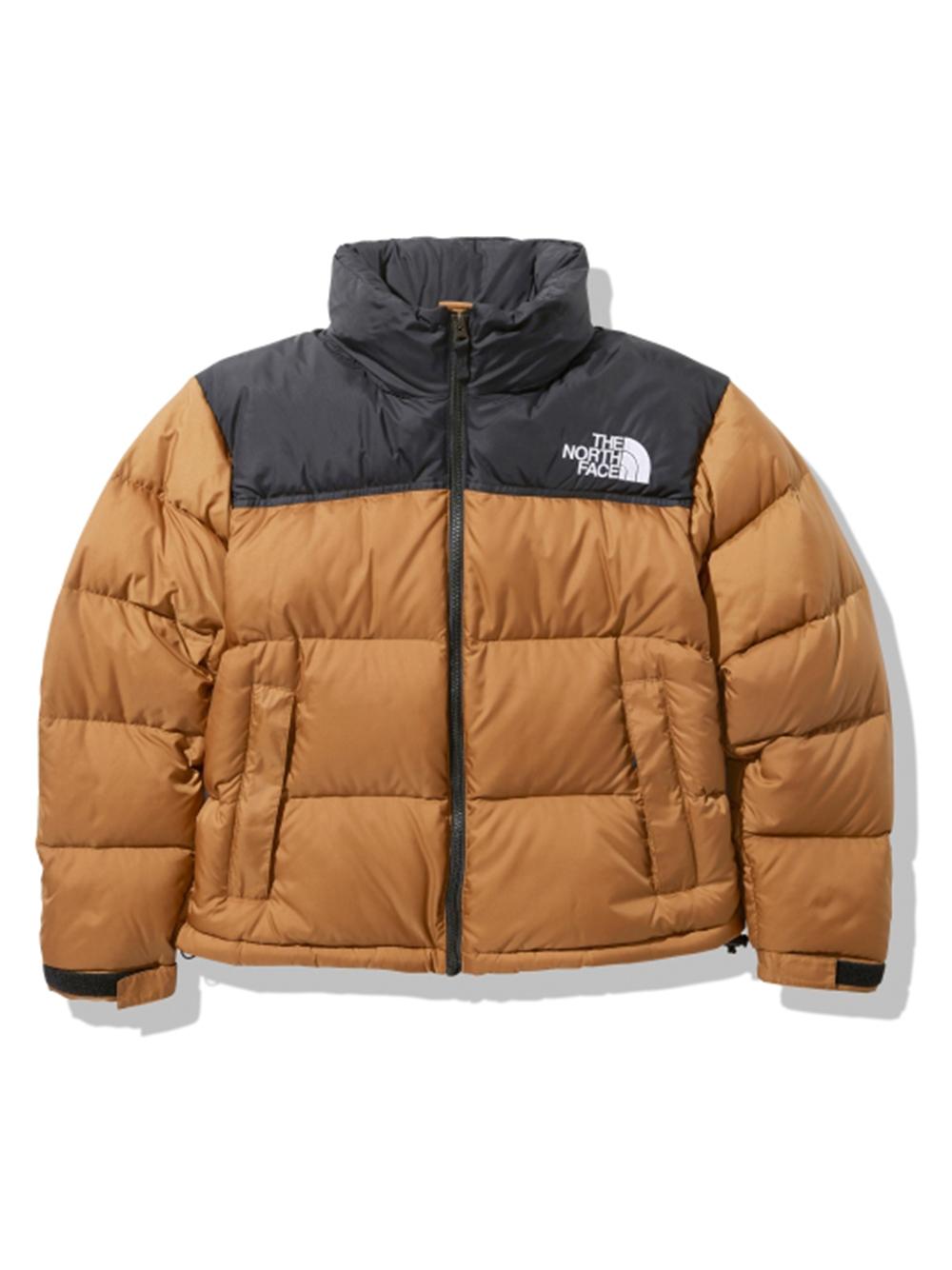 【THE NORTH FACE】Short Nuptse Jacket(BRW-M)