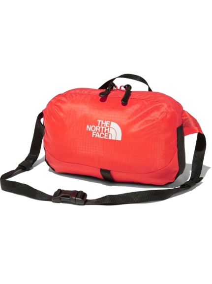 【THE NORTH FACE】Flyweight Hip Pouch(ORG-F)