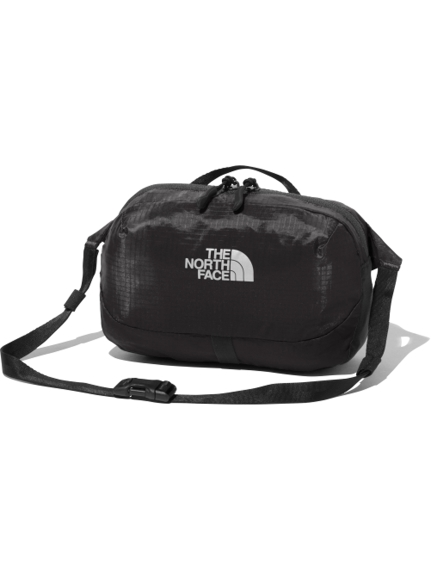 【THE NORTH FACE】Flyweight Hip Pouch(BLK-F)