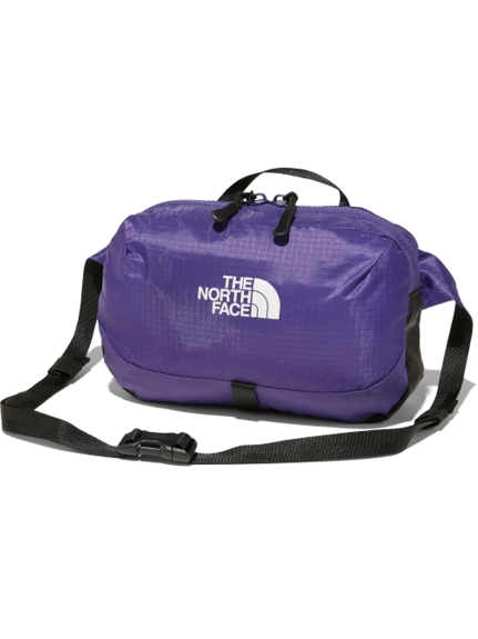 【THE NORTH FACE】Flyweight Hip Pouch(PPL-F)