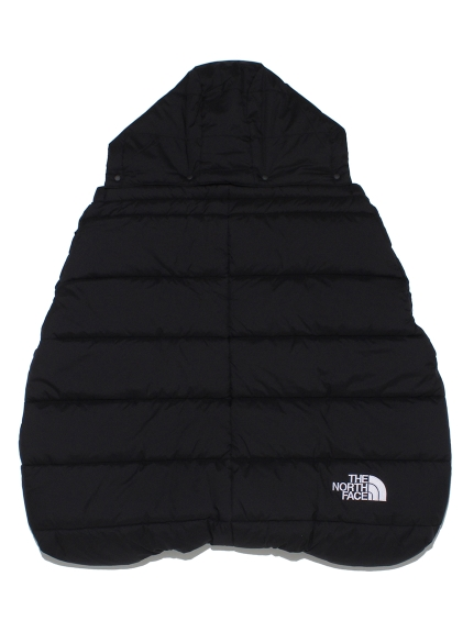 【THE NORTH FACE】BABY SHELL BLANKET(BLK-F)
