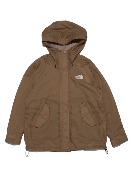 【THE NORTH FACE】MOUNTAIN FC PARKA(BRW-S)