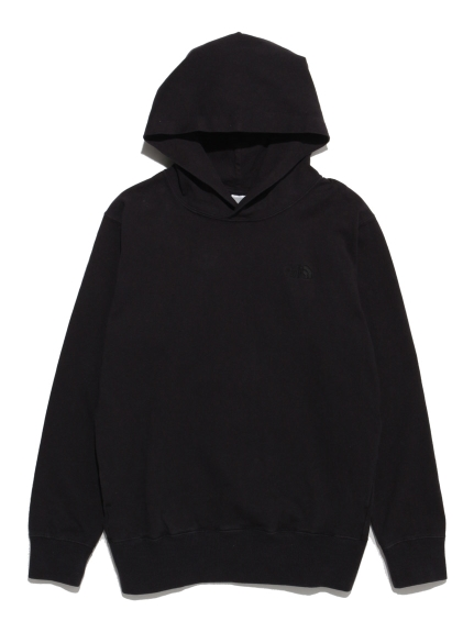 【THE NORTH FACE】HVY COTTON HOOTEE(BLK-M)