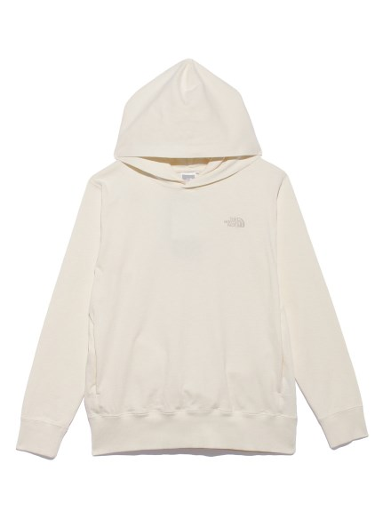【THE NORTH FACE】HVY COTTON HOOTEE(WHT-S)