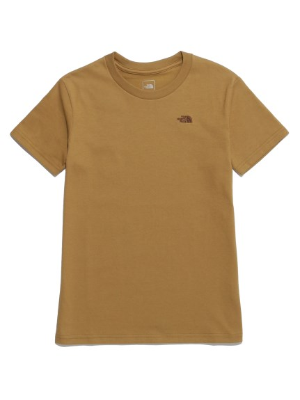 【THE NORTH FACE】S/S SMALL ONE POINT LOGO TEE