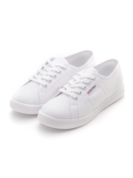 【SUPERGA】2750-COUTSLIPONSUPERLIGHT(WHT-36)