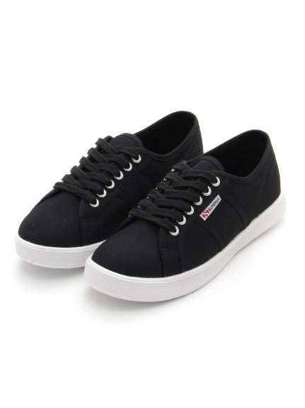 【SUPERGA】2750-COUTSLIPONSUPERLIGHT(BLK-36)