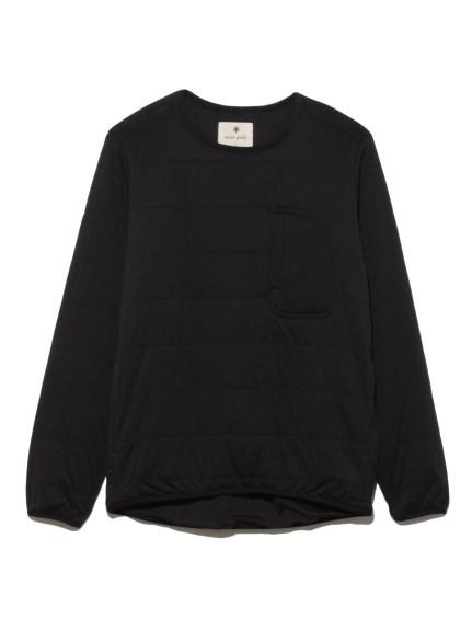 【Snowpeak】Flexible Insulated Pullover(BLK-S)
