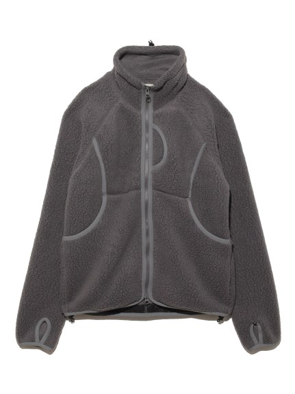 【Snowpeak】Thermal Boa Fleece Jacket