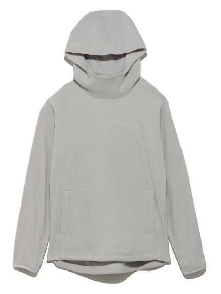 【SnowPeak】Micro Fleece Hoodie(IVR--)