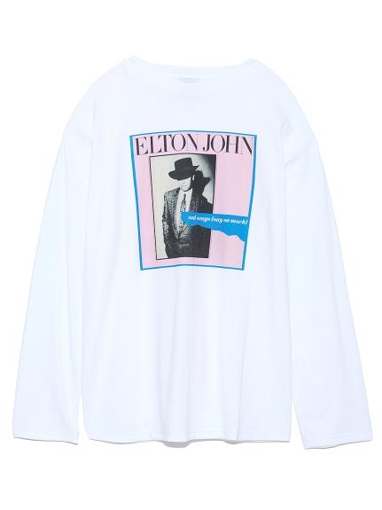 ロングTシャツ(WHT-F)