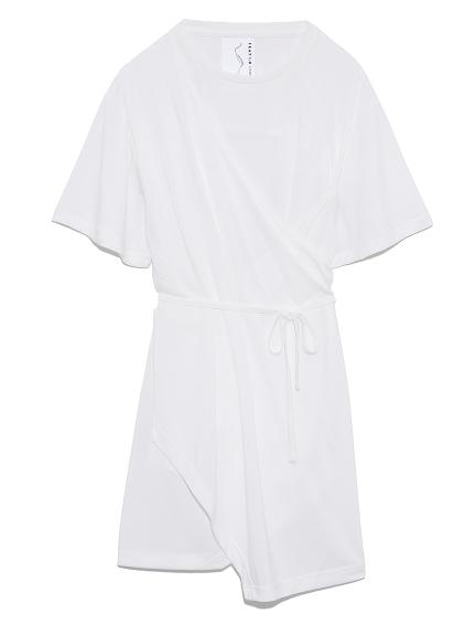 FRAY I.Dxemmi Tシャツ(WHT-F)