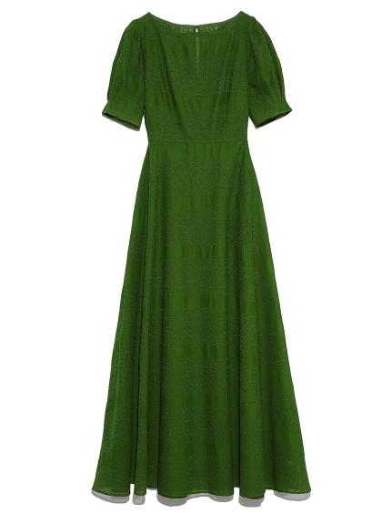アイレット刺繍ドレス(GRN-0)