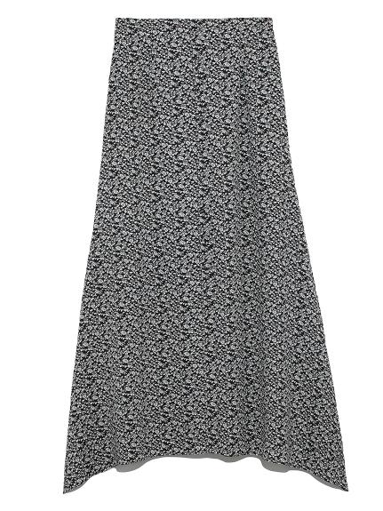 ナローロングスカート(BLK-0)