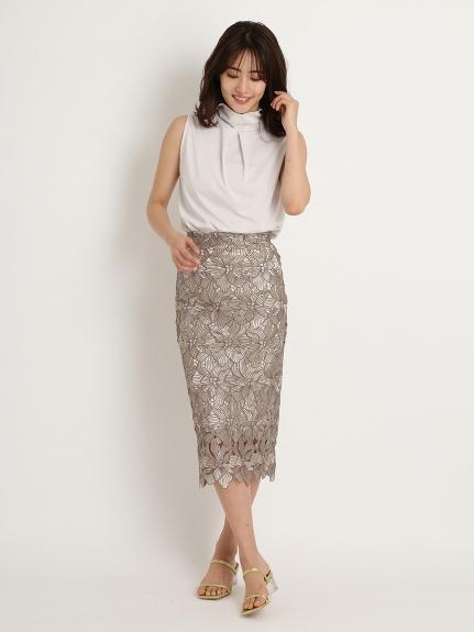 ラメレーススカート(MOC-0)