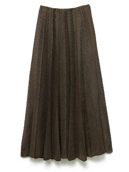 シフトプリーツスカート
