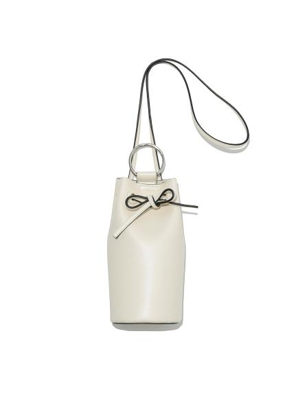 ボトルミニリボンバッグ(WHT-F)